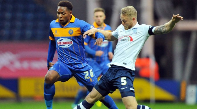Shrewsbury v Preston