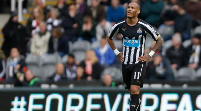 Yoan Gouffran sums up Newcastle's season