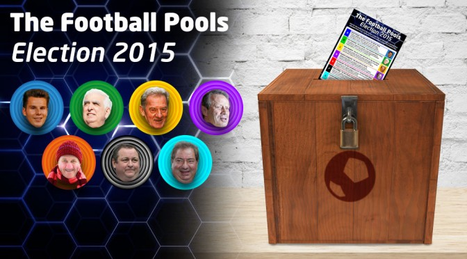 The Football Pools Election 2015 | #ThePoolsElection