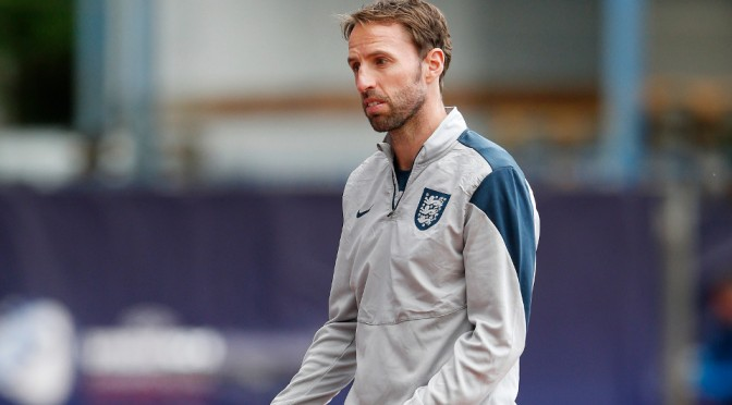 southgate oversees u21 exit