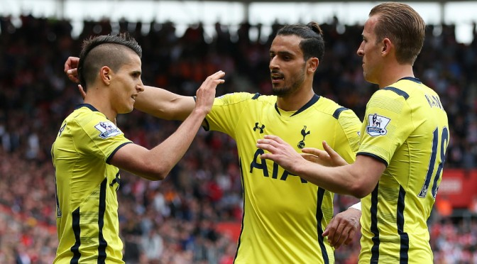 Spurs top 3 transfer targets