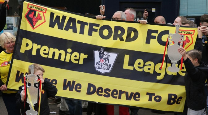 watford aim to stay in the premiership
