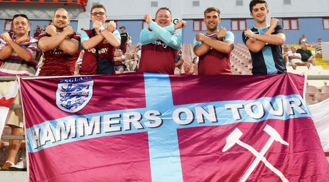 hammers on tour