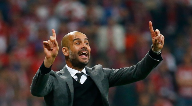 Is Man City's stalling transfer strategy the work of Guardiola?